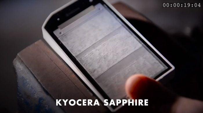 Kyocera Sapphire