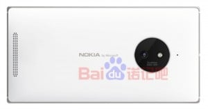 """The Alleged Nokia Lumia 830 Leaked With """"Nokia By Microsoft"""" Branding"""