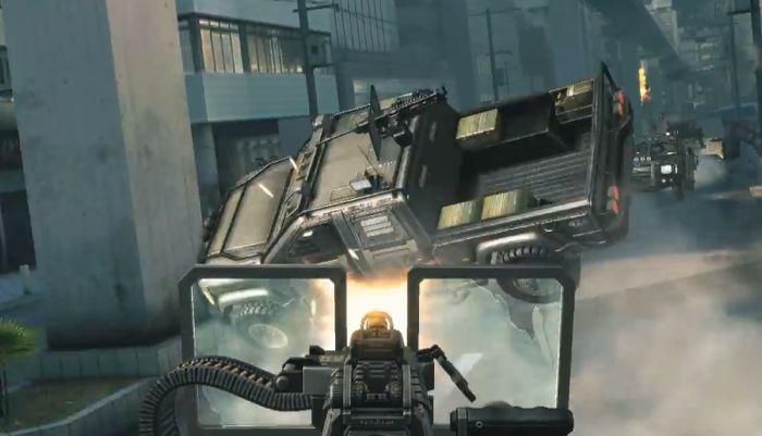 New Modern Combat 5 Blackout Trailer (Video)