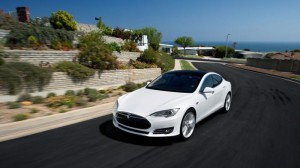 Tesla Model E To Compete With BMW 3 Series