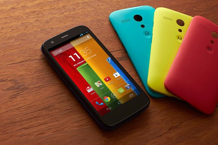 Moto G Is Still The Best-Selling Smartphone on Amazon