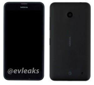 AT&T Nokia Lumia 635 Leaked