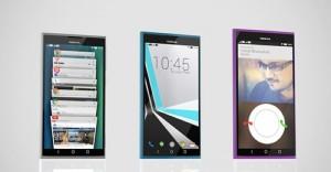 Nokia Lumia X Android 5.0 L Smartphone (Concept)