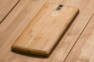 OnePlus One Bamboo StyleSwap Cover Will Cost $49 (Video)