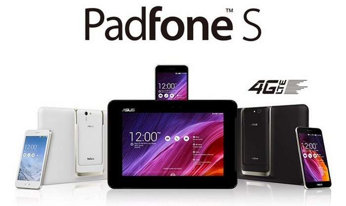 Asus launches the PadFone S and ZenFone 5 LTE
