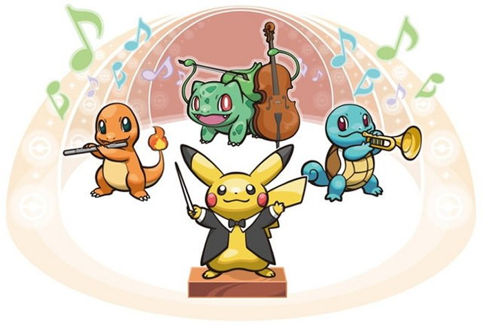 pokemon concert