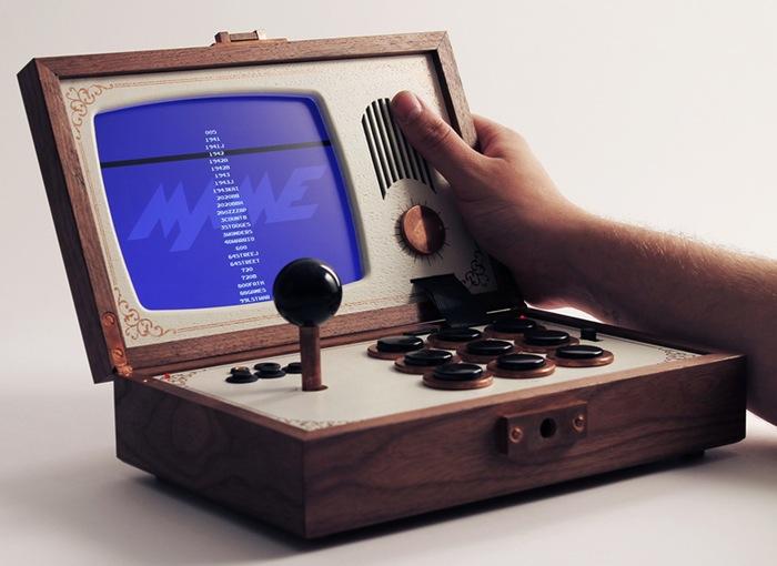 portable arcade