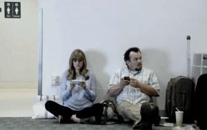 Samsung Calls iPhone Users Wall Huggers (Video)