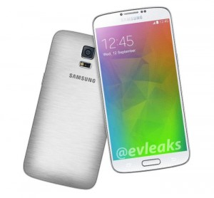 Another Samsung Galaxy F (S5 Prime) Press Shot Leaked