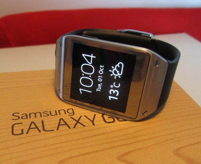 Samsung Galaxy Gear Tizen Update