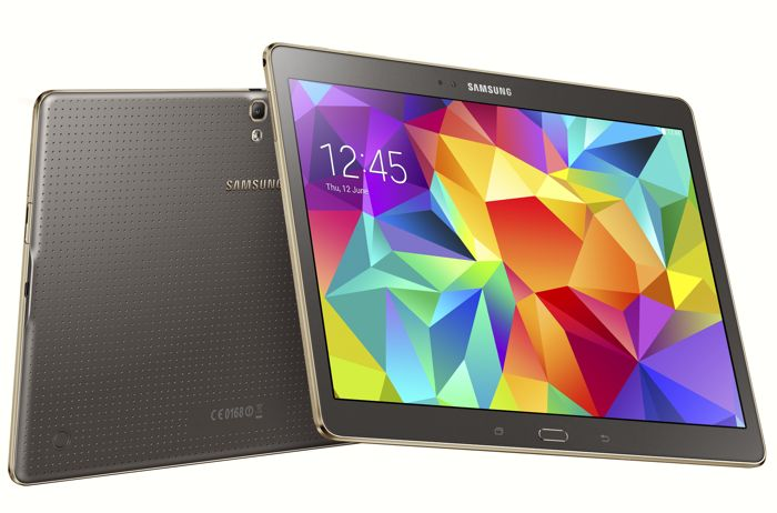Samsung Galaxy Tab S Goes on Sale in Europe