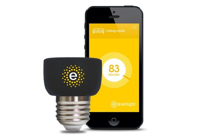 Emberlight Smartphone Controlled Light
