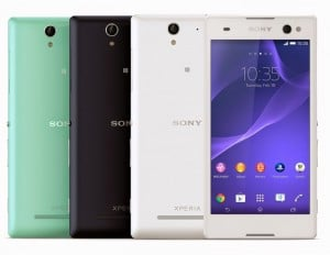 Sony Xperia C3 Selfie Smartphone Certified In China