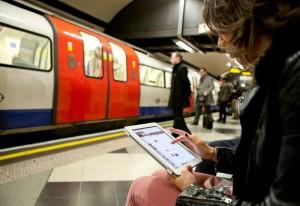 Virgin Media And Three Team Up For London Undergound WiFi