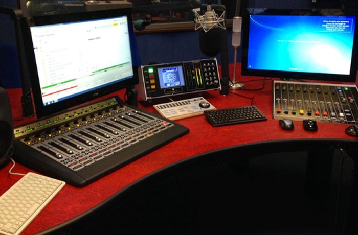 virtual radio station