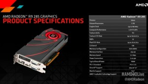 AMD R9 285 Graphics Card Unveiled With Tonga Pro GPU