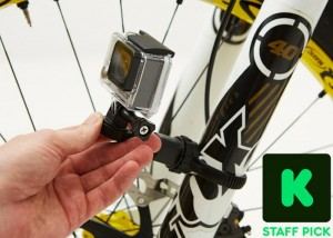 Action Camera Klamp Offers Improved Fixing And Camera Angles (video)