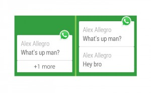 WhatsApp Messenger Beta For Android Now Supports Android Wear