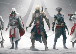 Assassin's Creed Unity Gameplay Gamescon 2014 Solo Demo (video)