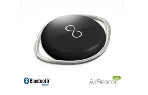 AirBeacon Battery Less Beacon Technology Created By Ifinity (video)