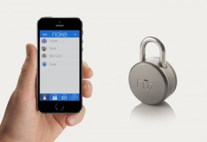 Noke Bluetooth Padlock Offers Next Generation Security (video)