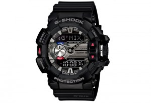 Casio GBA-400 G-Shock Watch Unveiled For $230 With New Soundhound Feature