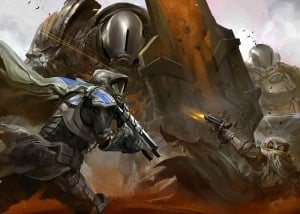 New Destiny Trailer Reveals PlayStation Exclusive Maps, Weapons And Gear (video)