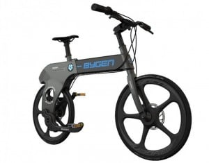 Bygen Hank Direct Drive Folding Bike Removes The Need For A Chain (video)