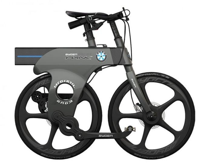 Direct Drive Bike