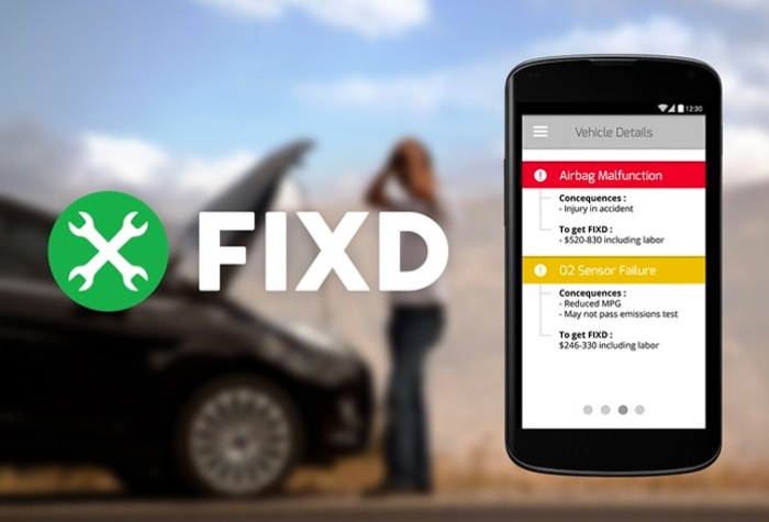 Fixd Tells You What Is Wrong With Your Car Geeky Gadgets