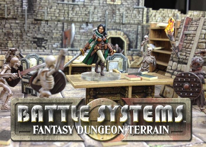 Fantasy Dungeon Terrain