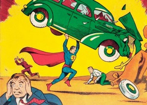 First Action Comic Printed In 1938 Sells For Over $3 Million (video)