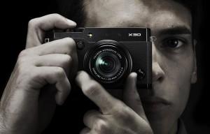 Fujifilm X30 Premium Compact Camera Launches Next Month