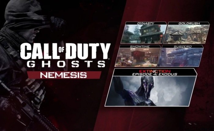 Ghosts Nemesis DLC