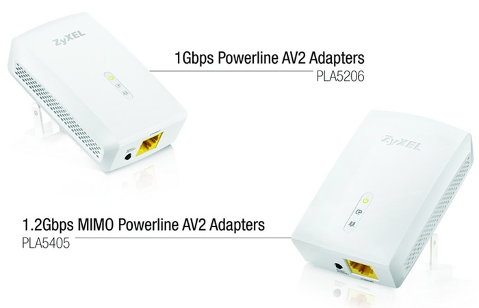 Gigabit Powerline Adapter