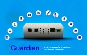 iGuardian Home Internet Security System Launches On Kickstarter (video)