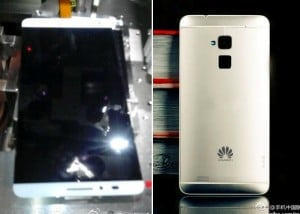 Leaked Huawei Ascend D3 Photos Reveal HTC Design Inspriation