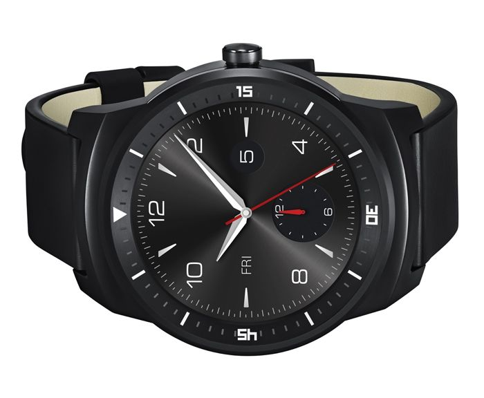 LG G Watch R, Full Details And Photos