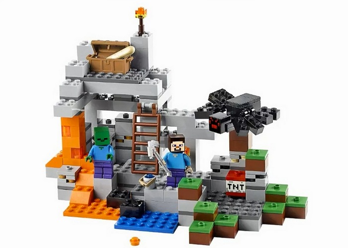 Lego Minecraft-1