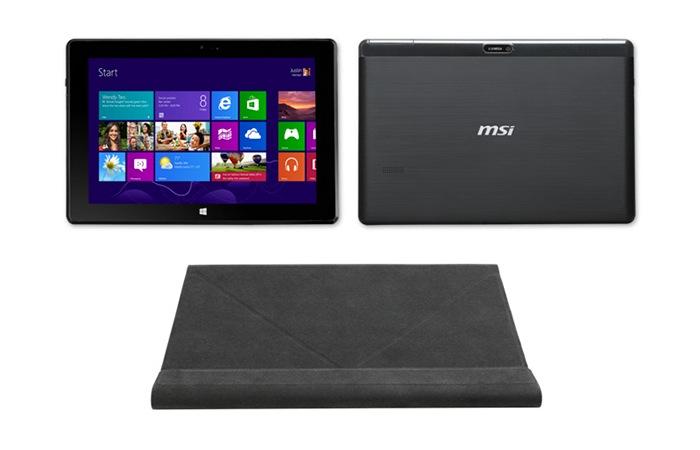 MSI S100 Windows Tablet