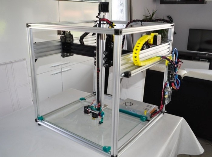 Maximus XL 3D Printer