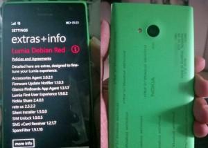 Microsoft Selfie Nokia Lumia 730 Smartphone Leaked