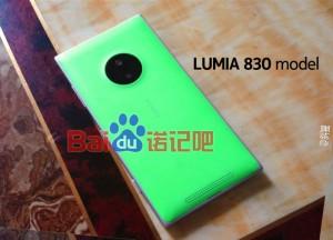 Nokia Lumia 830 Leaked Again