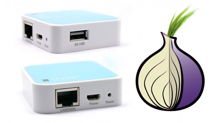 PORTAL Router