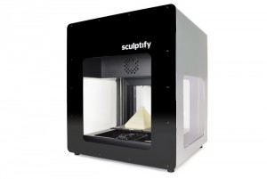 Sculptify David Pellet 3D Printer Launches On Kickstarter (video)