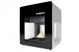 Sculptify David Pellet 3D Printer Launches On Kickstarter (video)