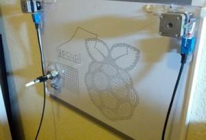 Transform Your Raspberry Pi Into A Portable Polargraph With Gocupi (video)