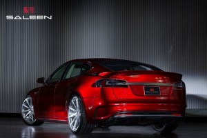 Saleen FOURSIXTEEN Is A Tesla Models S On Steroids