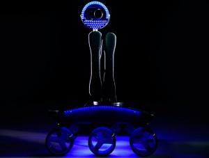 Samsung Galaxy NX Transformed Into NASA Inspired Rover Explorer (video)