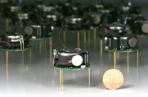 Tiny Programmable Swarmming Self Assembly Robot Created By Harvard University (video)